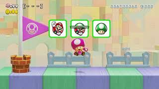 Super Mario Maker 2 🔧 Endless Challenge 1969 - 1984