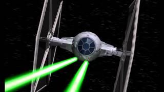 Film Score Clips | Star Wars | TIE Fighter Attack Theme