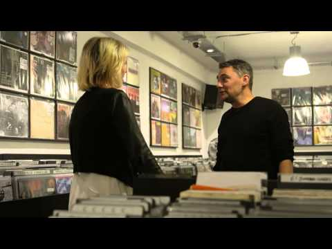 Record revival - why vinyl now has its own music chart.