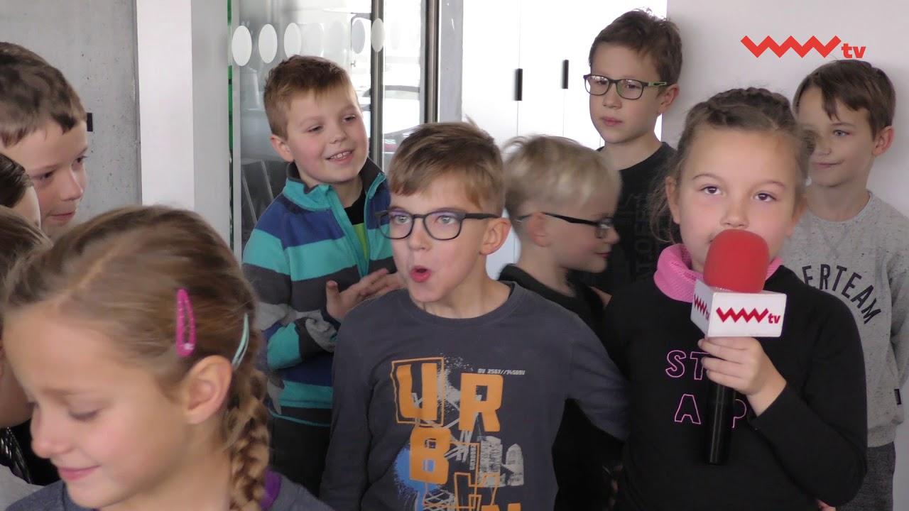 #Aktualności – Wizyta dzieci z SSP nr 3