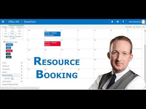 SharePoint Online Room Reservation