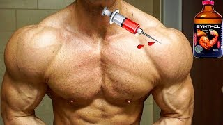 Did I Use SYNTHOL To Get 3D Delts? - The Truth