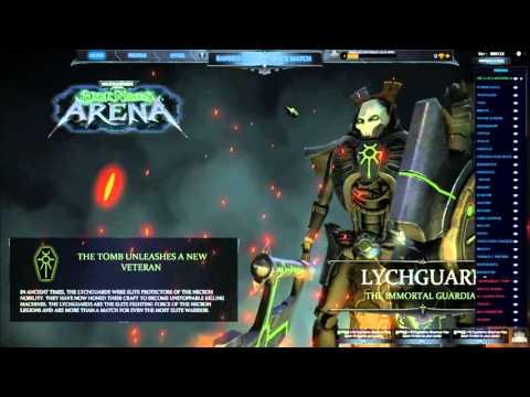 Warhammer 40,000: Dark Nexus Arena. Qu'elle jeu de merdeKaynak: YouTube · Süre: 15 dakika40 saniye