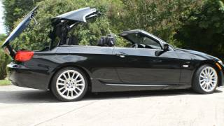 2013 BMW 328i Convertible Top