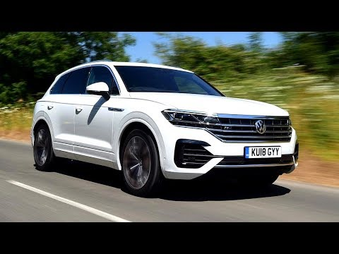 New Volkswagen Touareg 2018 revieww