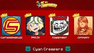 Minecraft Championships Returns