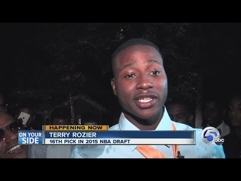 NBA Draft: Shaker Heights grad picked in 1st round