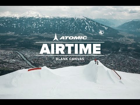 Atomic Airtime I BLANK CANVAS, Nordkette