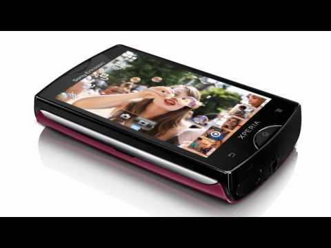 New 2011 Sony Ericsson Xperia Mini and Pro