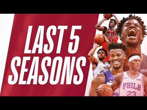 Jimmy Butler's Top Plays | Last 5 Seasons