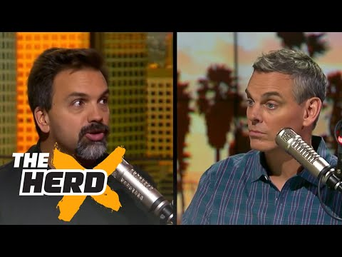 Rotten Tomatoes Founder Matt Atchity Joins Colin In Studio | THE HERD (FULL INTERVIEW)