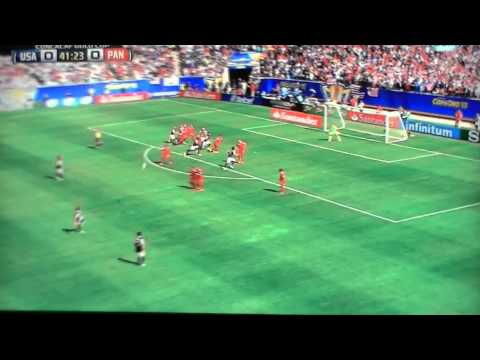 ''Soccer'' - Concacaf Gold Cup Panama Vs Usa 2013