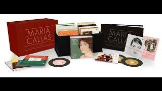 Callas Remastered - il Cofanetto thumbnail