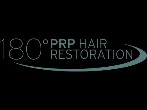 180 PRP Hair Restoration   About Face Skin Care