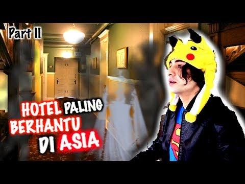 TIDUR DI HOTEL PALING BERHANTU DI ASIA! | HOTEL PALING SERAM! *REAL HAUNTED HOTEL ON MOUNTAIN*
