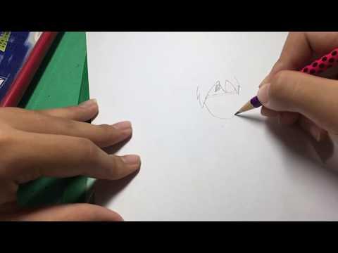 Vẽ boruto-naruto-minato [phần 1 ]