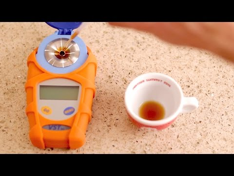 Extract Everything 006: Coffee Refractometer Basics | Measuring TDS + Extraction Percentage