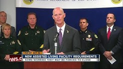 New assisted living facility requirements after 10 residents die at Florida nursing home after Irma