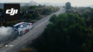 DJI - WRC - Sardegna 2017