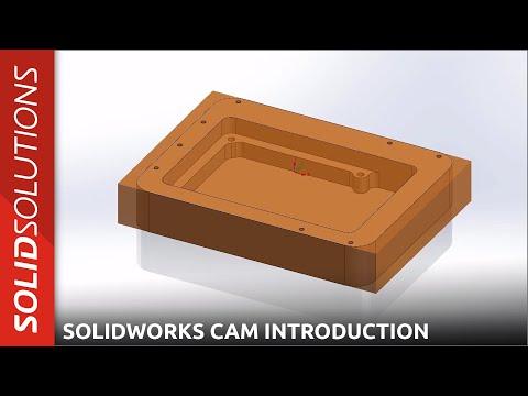 SolidWorks CAM加载项