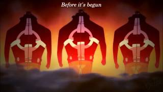 engsub lyrics the phoenix fall out boy one piece amv