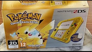 pokemon special pikachu edition 2ds review