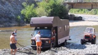 Albanien Albania  // Berge Pisten Wasser Offroad // Komani Lake // Theth // Kukes //