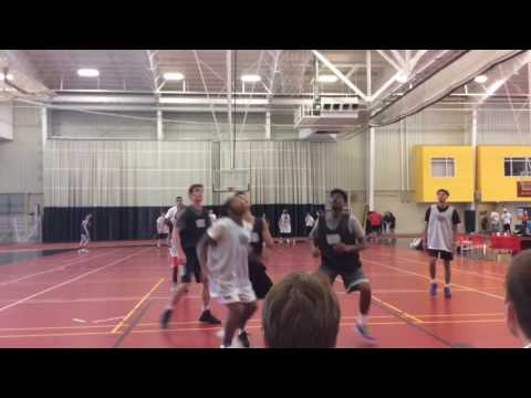 Miguel Gamble Shows Out At Ursinus College Basketball Prospect Camp!! Official Mixtape