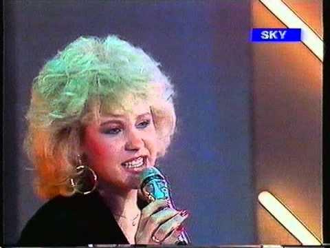 Sandy Wilson (Gimme Your Love Tonight) September 1986