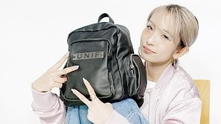 What's in my bag? with Japanese model & Nail Artist Marin Matsuzaki|カバンの中身紹介 by モデル,ネイリスト松崎茉鈴