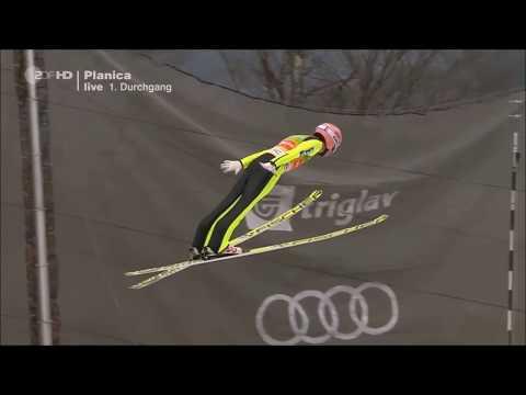 Top Longest 10 Ski Jumps 2017 - The Insane Year