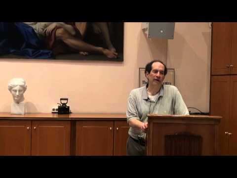 Lecture on the Greek Financial crisis - Part 1