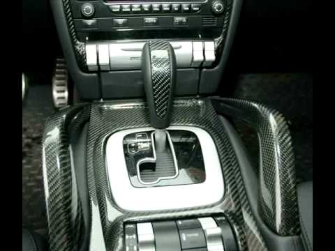 Porsche Cayenne 955 Grab Handle Installation by MAcarbon - YouTube