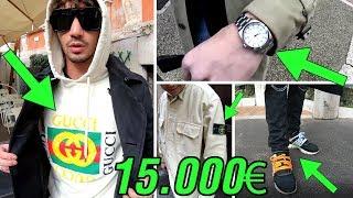 QUANTO COSTA IL TUO OUTFIT? FIGLI DI PAPÀ EDITION - 15000 € di outfit