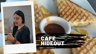 Cafe Hideout Kankarbagh Vs Boring Road |Patna Café |Best Café In Patna