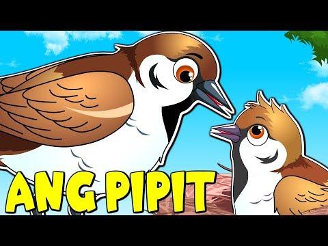 Ang Pipit | Awiting Pambata Tagalog | Filipino Folk Song for Kids