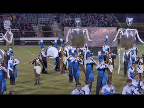 PALM HARBOR UNIVERSITY HIGH SCHOOL BAND SEMINOLE SOUND COMP 2018 10 06 HD v1