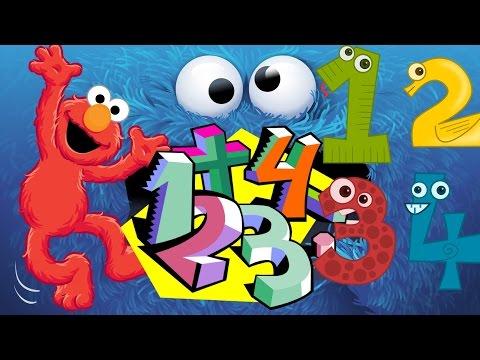 Sesame Street Elmo's Number Journey Full Game Walkthrough Kids And Children
