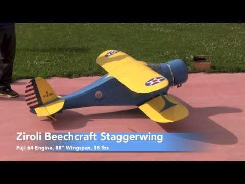 Ziroli Beechcraft Staggerwing