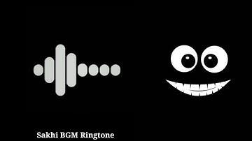 Sakhi BGM Ringtone // 30 sec Ringtone // AM Creation // Sakhi Song BGM Ringtone