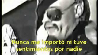 GG Allin - When I Die (Subtitulado español)