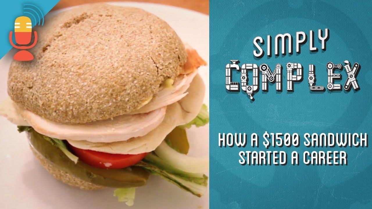 Teaser: How a $1500 Sandwich Started a Career | Simply Complex Podcast