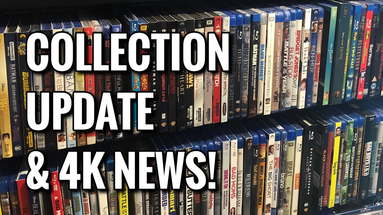 NEW ARROW VIDEO TITLES! | COLLECTION UPDATE JULY 2020