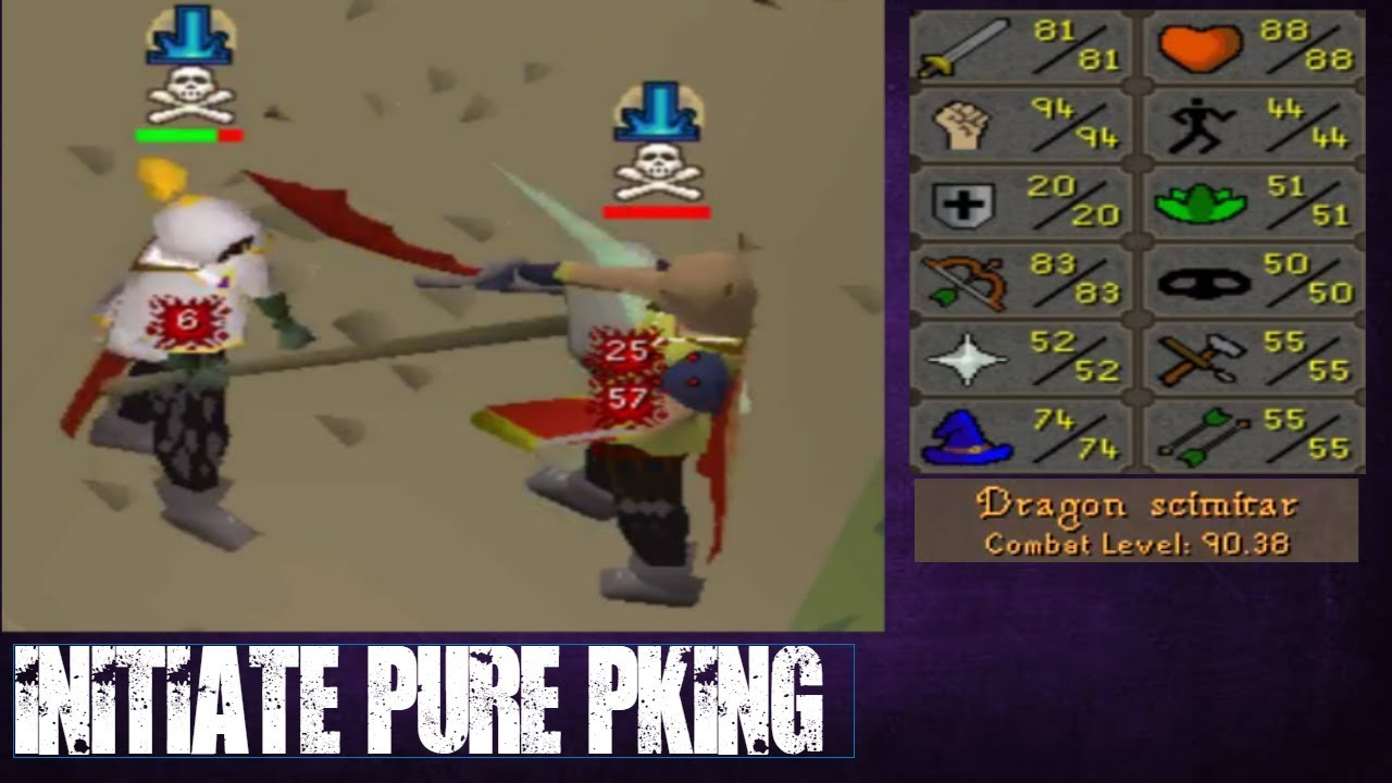 Best Osrs Bot 2020 INITIATE pure in 2018? AGS Pking [BH + PVP WORLDS] OSRS   YouTube