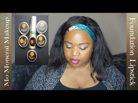 Mo Mineral Makeup Review / Demo