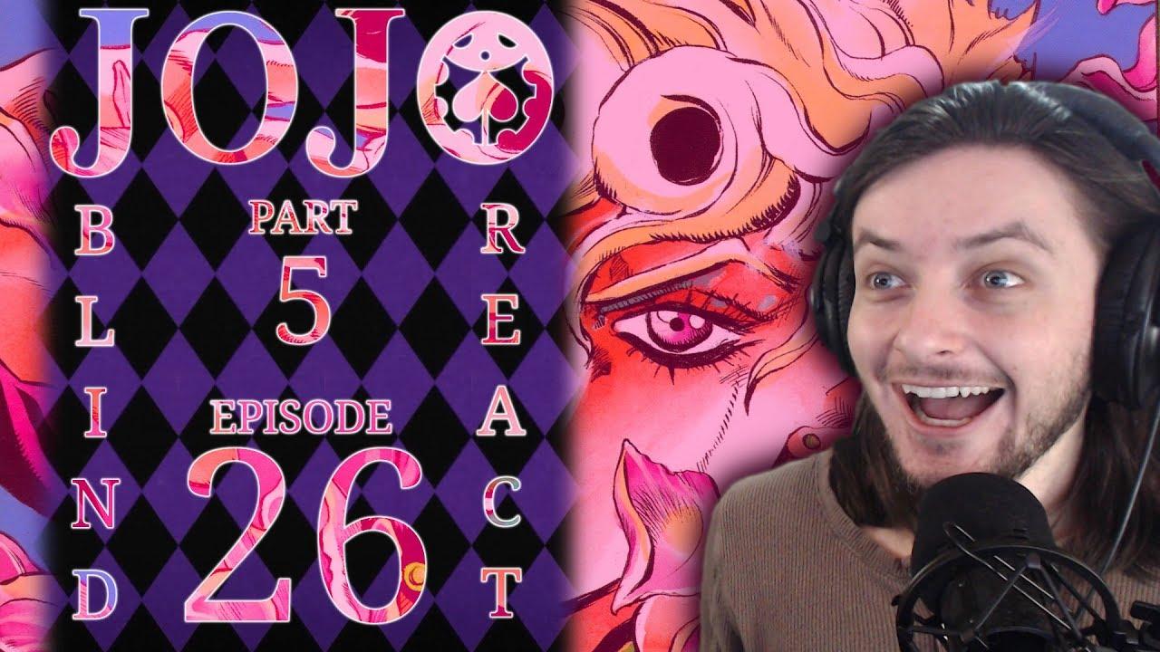 Download Teeaboo Reacts - Jojo's Part 5 Episode 26 - Ring Ring... Ring Ring