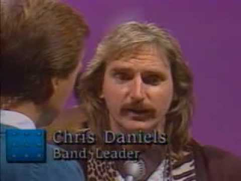Chris Daniels & The Kings Good Afternoon Colorado 1989 I Like Your Shoes