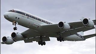 {TrueSound}™ Beautiful NASA Douglas DC-8-72 Takeoff / Landing Action at Ft. Lauderdale for CPEX 2017 thumbnail