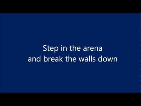 WWE chris jericho new theme song lyrics 1080p