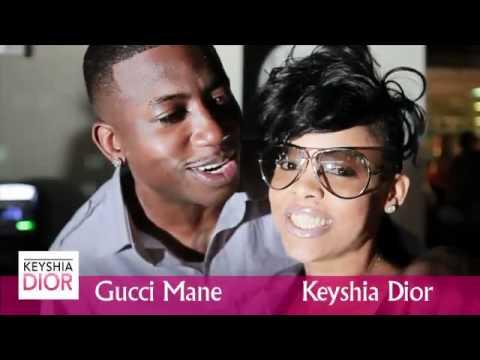 @KeyshiaKaoir- BEHIND THE SCENES (Gucci Mane - 911 ...
